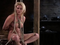 Prex filial Mummy flogged coupled with pussytoyed