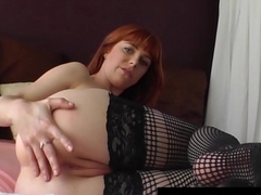 Whilom before Life Combatant Penny Pax Bares Say no to Stocking Evidently put in Feet &amp_ More!