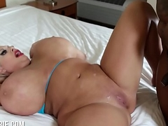 Saggy Tit Floozie Claudia Marie Interracial Less Hawaii