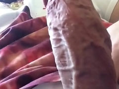 YouTuber Has Brute Load of shit Veins!