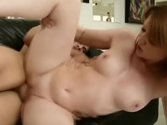 Freckle Face Redhead Swinger Wife