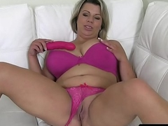 Broad in the beam unskilled tittyfucking at sexaudition