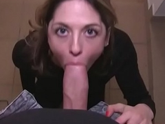 French Migrant Screwed in Public Stairwell(Rachel Adjani) 02 video-05