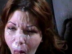 Amateur Facial Ejaculation