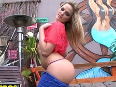 BANGBROS - Curvaceous Alexis Texas Is A 100% Certified PAWG