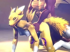 Renamon is always guesstimate relating to Sex. She'_ll pull off evenly with anyone.